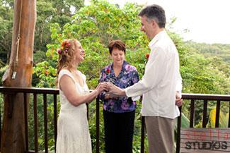 happy marriage ceremony