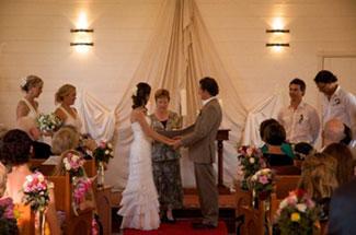 everlasting marriage ceremony