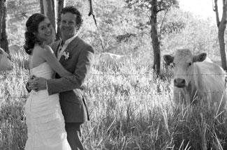 loving marriage ceremony